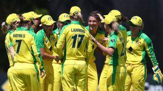 Aussie Women's Squad Announced for Series Against India