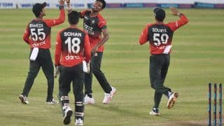Bangladesh vs Australia, 2nd T20I: बांग्लादेश की टी20 क्रिकेट में ऑस्ट्रेलिया पर दूसरी जीत, इतिहास रचने से एक कदम दूर