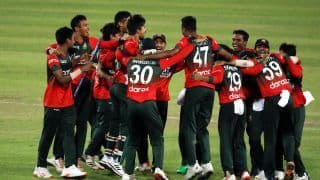 BAN vs AUS Dream11 Team Prediction, Fantasy Cricket Tips, 5th T20I: Captain, Vice-captain, Probable Playing XIs For Bangladesh vs Australia at Sher-e-Bangla National Stadium, Dhaka 5:30 PM IST, 9th August Monday