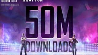 Battlegrounds Mobile India: 50 मिलियन के पार हुआ डाउनलोडिंग का आकंड़ा