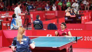 Tokyo Paralympics: Paddler Bhavinaben Patel Advances to Round of 16, Sonalben Patel Out