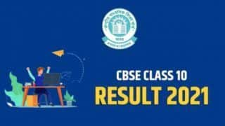 CBSE Class 10 Result Declared. Results of Over 16,000 Students Withheld, to be Announced Later at cbseresults.nic.in