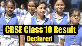 CBSE 10th Result 2021 OUT   Unhappy With Final Marks? Here's What You Can do