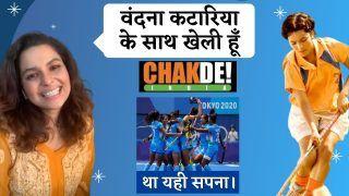 Chak De India Fame Chitrashi AKA Komal Chautala On Indian Women's Hockey Team And More