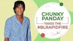 Chunky Panday Rapid Fire : चंकी पांडे ने अनन्या पांडे के बारे में दिलचस्प सवालों के जवाब दिए | Watch