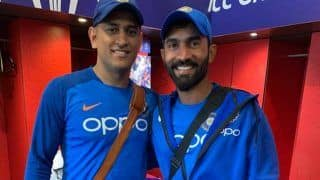 Dinesh Karthik Reveals How MS Dhoni Motivated Him to Open in England