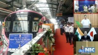 Delhi Metro's 59-km Pink Line Becomes Longest Corridor After Trilokpuri Section Opens