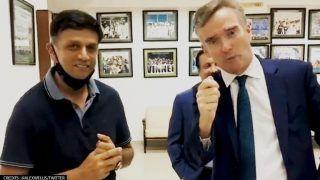 Rahul Dravid Teaches Kannada to British High Commissioner | WATCH