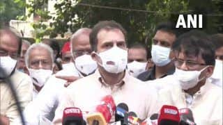 Rahul Gandhi, Other Opposition Leaders Join Farmers Protest At Jantar Mantar | Watch