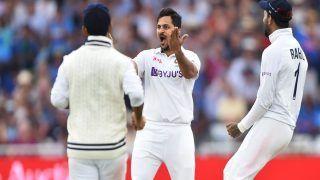 England vs India, 1st Test: इंग्लैंड़ पहले ही दिन ऑलआउट, गेंदबाजों के दम भारत ने बनाई पकड़
