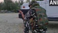 Pampore Encounter: सुरक्षाबलों ने खूंखार LeTआतंकी उमर मुश्ताक को दी मौत, कहा-उसे माफ नहीं कर सकते थे
