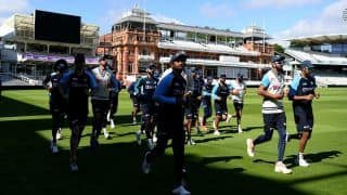 2nd Test: Innovative Fielding Drill for India Team at Lord's