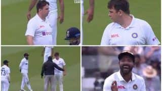 WATCH | English Fan Wearing Indian Jersey HILARIOUSLY Poses as 12th Man
