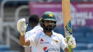 WI vs PAK 2nd Test: Fawad Alam का शानदार शतक, पाकिस्तान के पास जीत का मौका