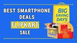 Flipkart Big Saving Days Sale Is Live: From Apple iPhone to Moto G, Here's List of Top 5 Smartphones Available on Sale