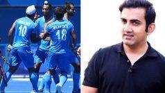 Gautam Gambhir बोले- ओलंपिक में हॉकी का ब्रॉन्ज मेडल क्रिकेट वर्ल्ड कप से भी बड़ा, फैन्स ने खूब लताड़ा