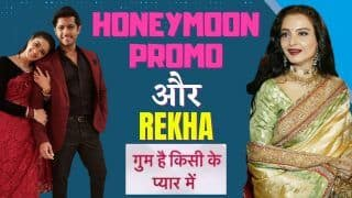 Ghum Hai Kisikey Pyaar Meiin : Legendary Rekha Ji to Feature in Virat And Sai Honeymoon Special Promo And More