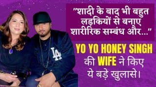 Yo Yo Honey Singh : Wife Accuses Him of Domestic Violence, Mental Abuse, Casual Intimacy With Multiple Women| Watch Video
