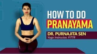 Types Of Pranayamas: Boost Metabolism, Calm Your Body And Mind By Practicing These 4 Simple Pranayamas | Watch Video