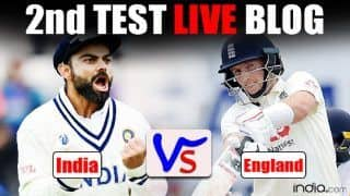 India vs England Match Highlights 2nd Test Day 2 Updates From Lord's: Joe Root Puts England Back on Track at Stumps