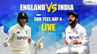 India vs England Match Highlights 3rd Test Day 4: England Thrash India by an Innings And 76 Runs to Level Series 1-1