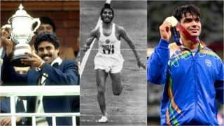 Independence Day 2021: Hockey's Dominance at Olympics to 1983 Cricket World Cup Win to Neeraj Chopra's Athletics Gold - India's Greatest Sporting Moments Post-Independence