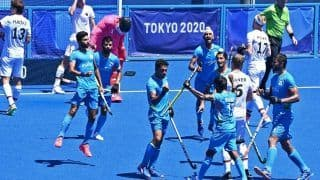 Highlights Hockey Bronze Medal Match Score Tokyo Olympics: Resilient India Beat Germany 5-4, Create History By Ending 41-Year Wait of Olympic Medal