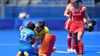 Video: India Proud of You, Don't Cry, Says PM Modi To Rani Rampal-Led Women Hockey Team