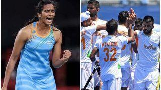 India Highlights at Tokyo Olympics 2021, Day 10: PV Sindhu, Men's Hockey Team Win; Make it Historic Sunday For India