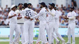 ENG vs IND 2021: Jasprit Bumrah, Mohammed Shami Put India on Top After Dismissing England For 183