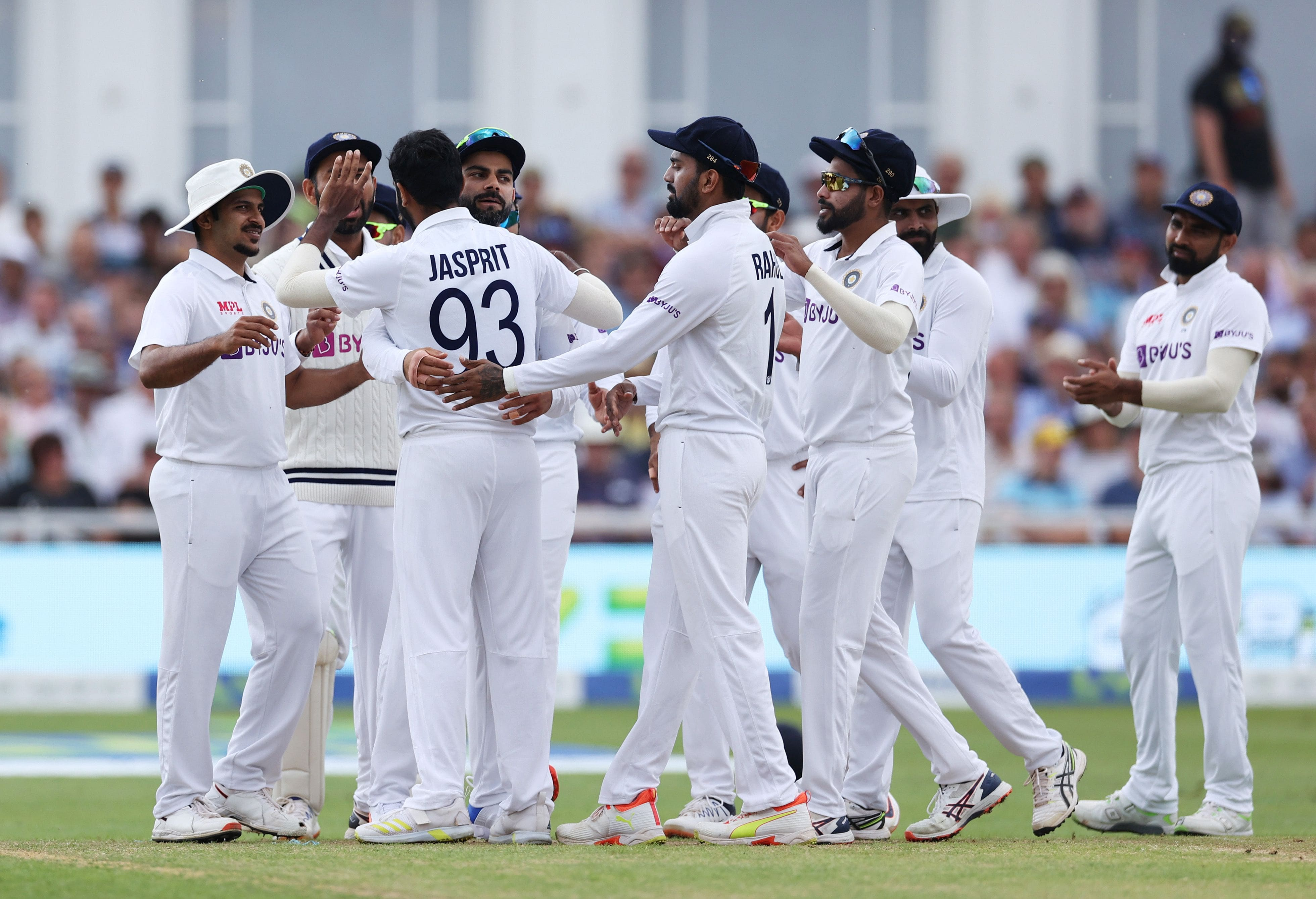 India vs England Match Highlights 1st Test, Day 4 Updates From Trent Bridge: IND on Top in 209 Chase at Stumps