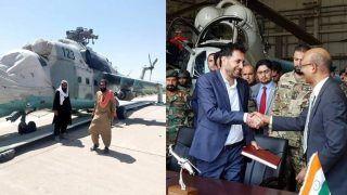 क्या तालिबान के हाथ लगा भारतीय वायु सेना का हेलीकॉप्टर? जानिए क्या है इस वायरल तस्वीर की सच्चाई