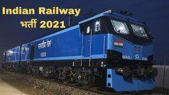 Indian Railway Recruitment 2021: भारतीय रेलवे में इन 3093 पदों पर बिना परीक्षा के मिल सकती है नौकरी, 10वीं पास करें आवेदन, मिलेगी अच्छी सैलरी