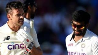 IND vs ENG: James Anderson Brushed Jasprit Bumrah Aside Fired up Team India in Lord's Test, Says Fielding Coach R. Sridhar