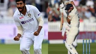 Watch Jasprit Bumrah's 15-Minute Barrage of Short Balls That Caught James Anderson Off-Guard Ahead of Leeds Test