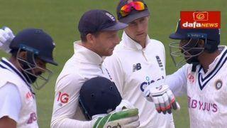 India vs England, 2nd Test: लॉर्ड्स में अब बुमराह-वुड के बीच बवाल, बटलर भी भिड़े, VIDEO