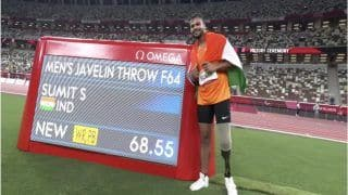 Highlights Tokyo Paralympics 2021, Day 6: Avani, Sumit Win Gold as India End Day On Historic 5-Medal High