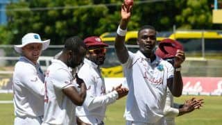 Kemar Roach, Jayden Seales Stand Takes West Indies to Sensational One-Wicket Win Over Pakistan