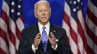Stand Squarely Behind Decision To Withdraw Troops From Afghanistan, Says US President Joe Biden