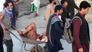 Explosion Outside Kabul Airport Was Terrorist Attack, Says Taliban Leader Zabihullah Mujahid