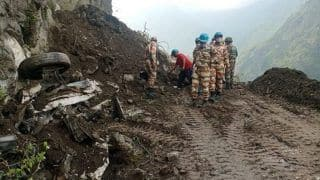 Himachal Landslide: Death Toll Rises To 15 As Rescue Operation Continues In Kinnaur