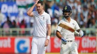 You Swearing At Me Again, Are You? Not Your Backyard: Virat Kohli to James Anderson