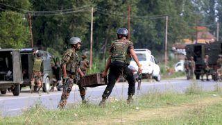 J&K: Terrorist Killed, 2 Jawans Injured In Kulgam Encounter