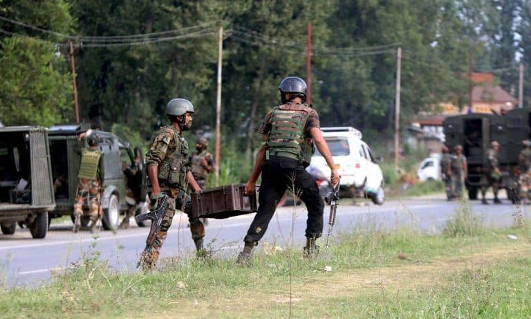 Army Officer, Soldier Killed in Counter-Terrorist Operation in J&K's Poonch