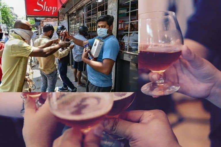 This Tamil Nadu District Makes Full Vaccination a Must For Buying Liquor. Details Here