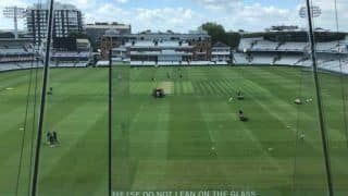 Lord's Pitch First Look 2nd Test, Ind vs Eng: It is a Green Top