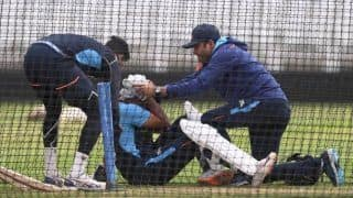 India vs England:  Mayank Agarwal ruled out of first Test due to concussion