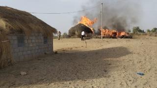 Breaking: IAF's MiG-21 Bison Fighter Aircraft Crashes in Rajasthan's Barmer, Pilot Safe