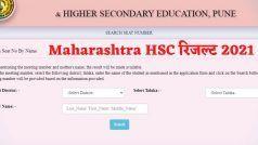 Maharashtra MSBSHSE HSC Result 2021: कल महाराष्ट्र बोर्ड 12वीं का रिजल्ट जारी होने की है संभावना, इस Direct Link से करें चेक