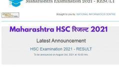 Maharashtra MSBSHSE HSC Result 2021 Date & Time: महाराष्ट्र बोर्ड आज जारी करेगा 12वीं का रिजल्ट, इस Direct Link से करें चेक